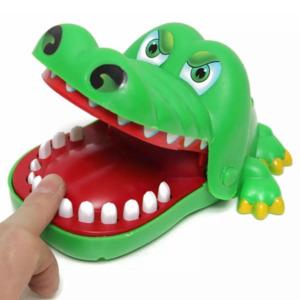 Զվարճալի խաղալիք կոկորդիլոս