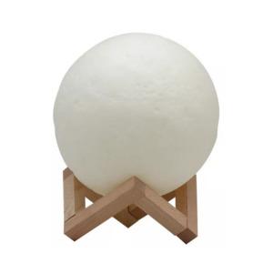 3D Լուսին Լամպ մարտկոցով 18սմ